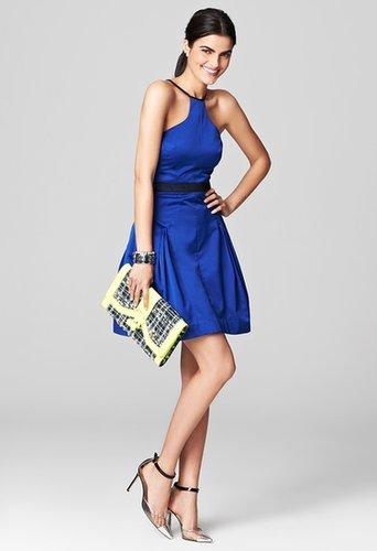 Milly Blue Dresses - Sleeveless Eclipse Dress