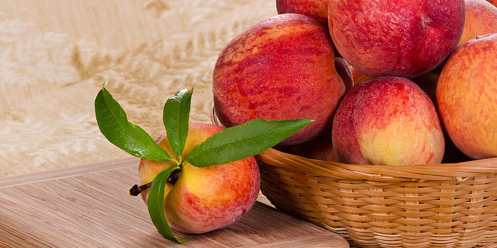 In Season: Peaches