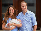 "Regarding diaper changes, it appears that the royal couple are splitting duties. When a reporter asked about it, Prince William said, ""We've done that already,"" while Kate said, ""He's done his first nappy already!"""