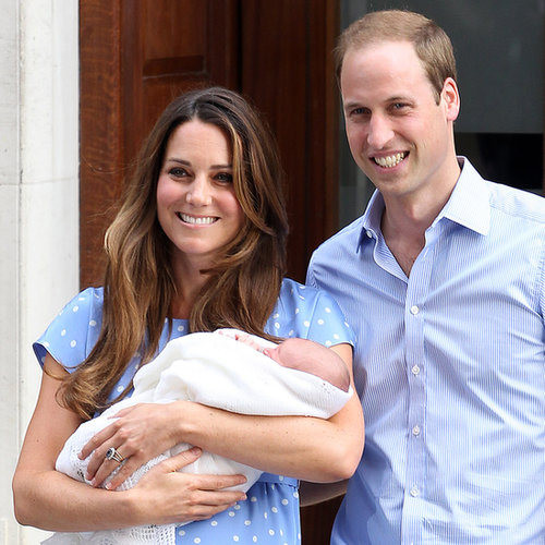 Royal Baby First Picture