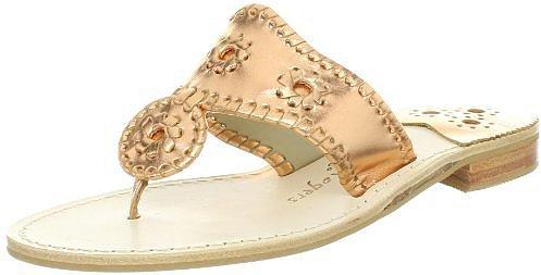 Jack Rogers Women's Hamptons Thong Sandal
