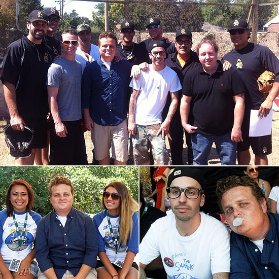 See All the Pictures From The Sandlot's Cast Reunion
