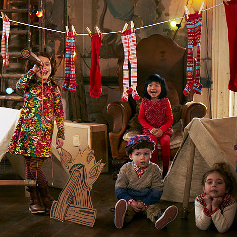 Oilily Fall 2013 Kids' Clothing