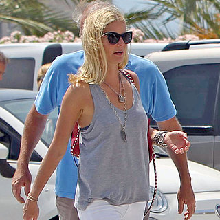 Gwyneth Paltrow Spain Vacation Style 2013