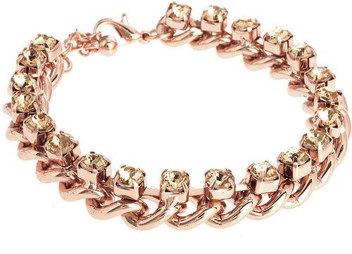 ASOS Linked Stone Bracelet Pack