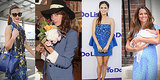 Blue's the Hue! Alexa Chung, Kate Middleton, and More Show Us How It's Done