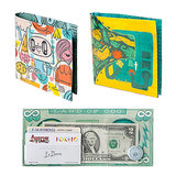 Mathematical Adventure Time Money Protectors by Poketo