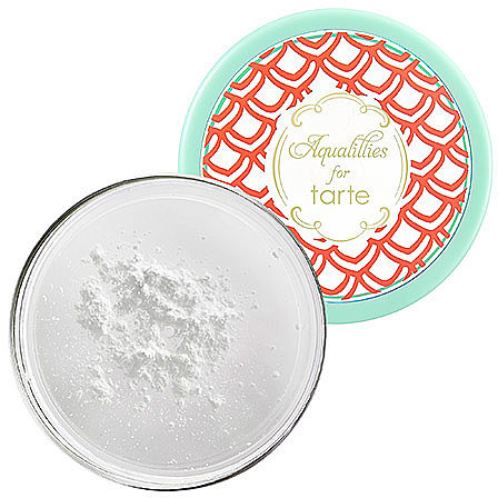 Aqualillies For Tarte Smooth Operator' Amazonian Clay Finishing Powder