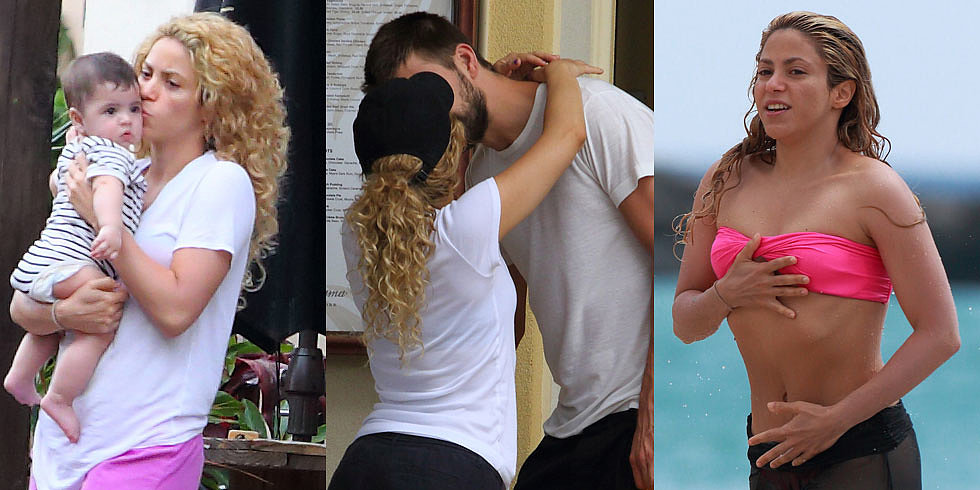 Shakira Proves Her Bikini-Babe Status in Hawaii