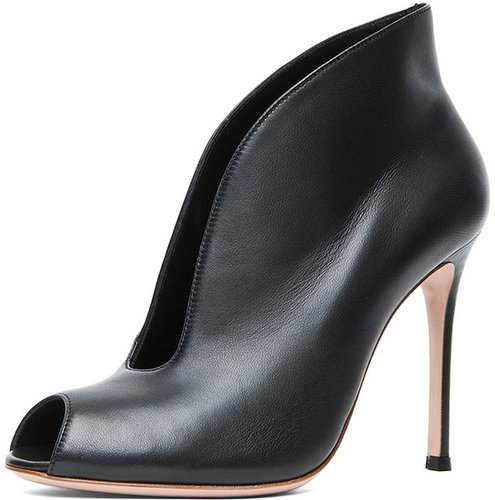 Gianvito Rossi Bootie in Black