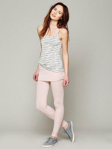 Jersey Foldover Legging