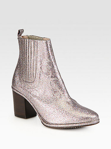 Opening Ceremony Brenda Glitter Ankle Boots