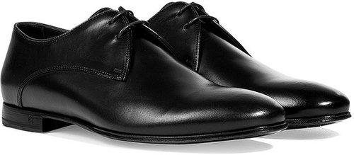 Paul Smith Shoes Black Leather Felix Oxfords