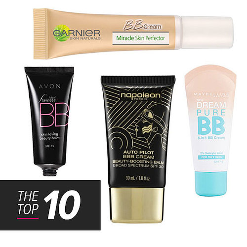 10 of the Latest and Greatest BB Creams