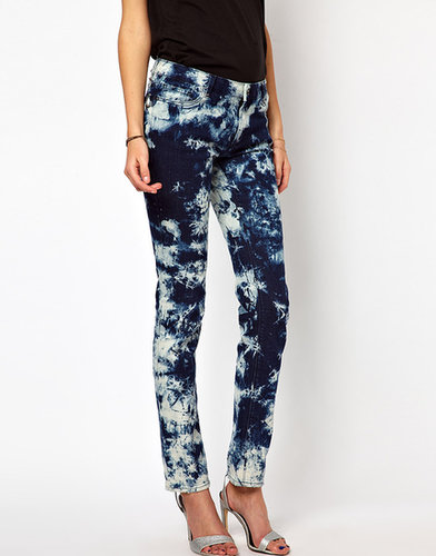 Zadig and Voltaire Tie Dye Jeans