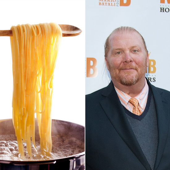 Mario Batali: Cook Pasta For Less Time