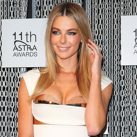 See Jennifer Hawkins + All the ASTRA Awards Beauty Up Close