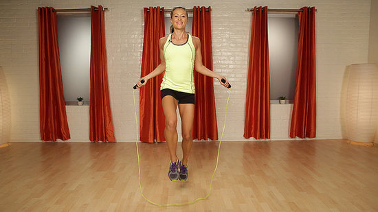 Calorie Scorcher: 10-Minute Jump Rope Workout