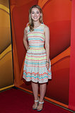 Ella Rae Peck attended the TCA Press Tour in LA.