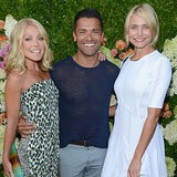 Cameron Diaz, Naomi Watts at Baby Buggy Summer Dinner