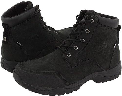 The North Face - Missoula (Black/Black) - Footwear
