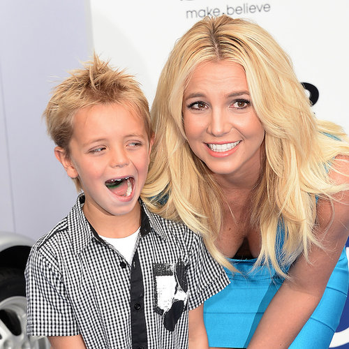 Britney Spears and Katy Perry at Smurfs 2 Premiere | Photos