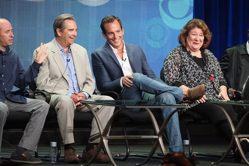 Will Arnett, Beau Bridges, and Margo Martindale all shared the stage.