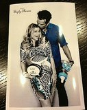 "Josh Duhamel wrote on Twitter, ""Who knew a baby shower could be so fun..."" Source: Twitter user joshduhamel"