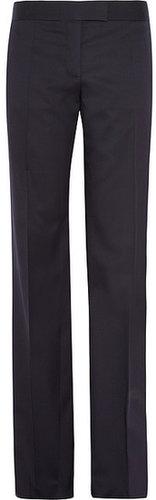 Stella McCartney Jasmine wool-twill wide-leg pants