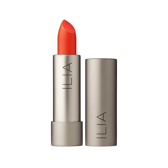 Ilia merges organic beauty with high-end fashion, and its richly pigmented lipsticks ($24 each) are packed with hydrating and nourishing ingredients, so your lips stay beautiful with or without lip color.