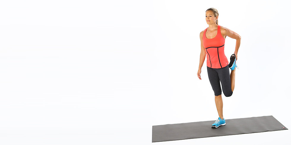5 Moves to Stretch Out Your Quads