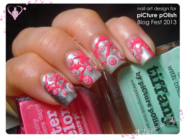 piCture pOlish Blog Fest 2013 - The Manicure