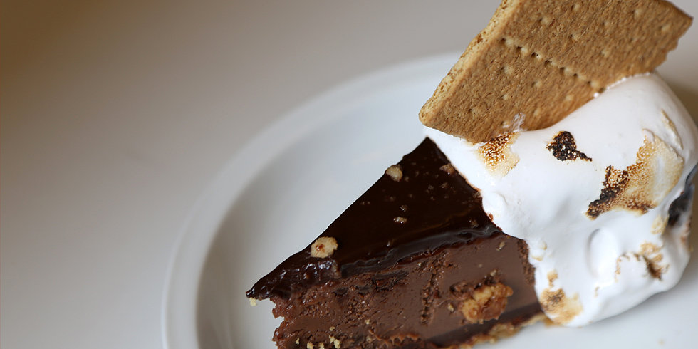 Cheesecake Factory's New S'mores Cheesecake
