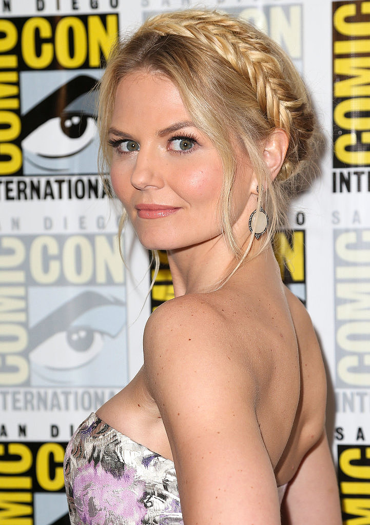 And clearly Jennifer loved the look so much, too, she tried it on again for Comic-Con.