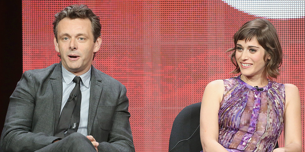 Michael Sheen and Lizzy Caplan Open Up About Sexuality and Unconventional Sex Scenes