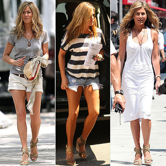 Jennifer Aniston's Wedges Go With Everything — You Can Have Them, Too!