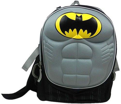 Batman molded chest backpack - kids