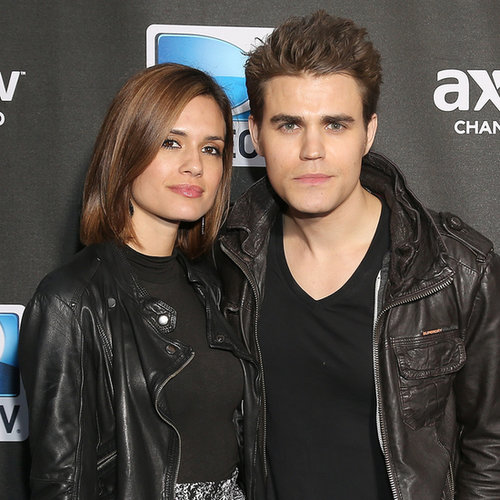 Paul Wesley and Torrey DeVitto Split