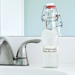 Homemade All-Natural Mouthwash