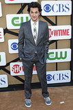 Ben Schwartz attended the CW, CBS, and Showtime party.