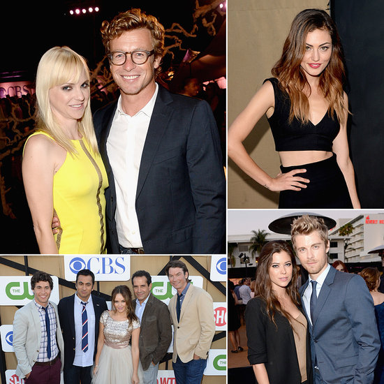 Aussies Mix and Mingle With US TV Stars at the Summer TCA Party