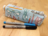 Glasses Pencil Case