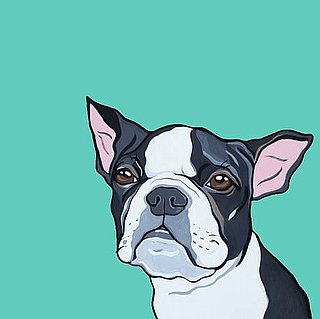 Etsy Pet Portraits