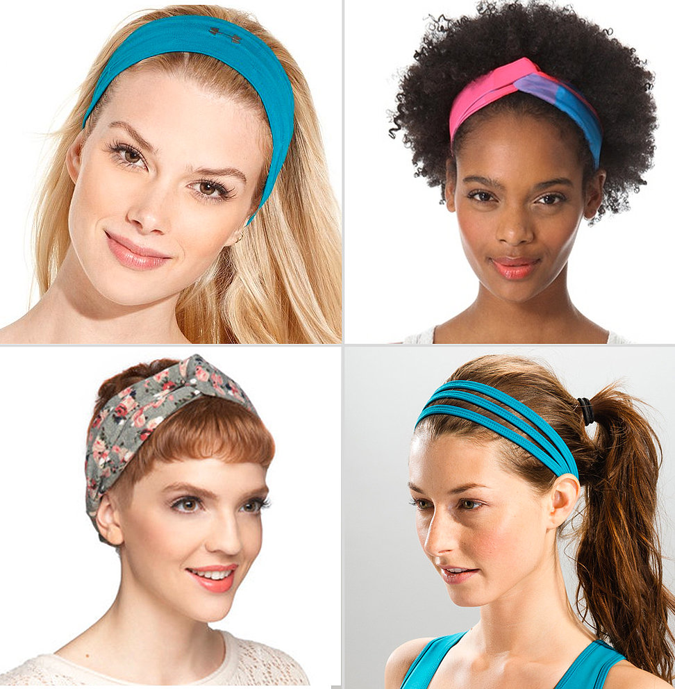 Hold Back Hair in Yoga With a New Headband