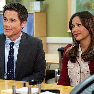 Rob Lowe and Rashida Jones Leaving Parks and Recreation