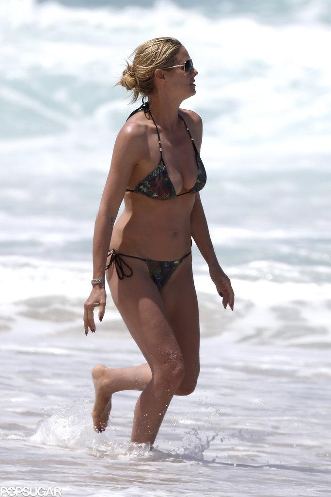 49. Heidi Klum