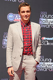 Now You See Me's Dave Franco attended the Young Hollywood Awards, where he was honored with the Fan Favorite Award.