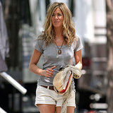 Jennifer Aniston Stuart Weitzman Wedges | Video