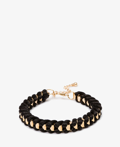 FOREVER 21 Rope Chain Link Bracelet