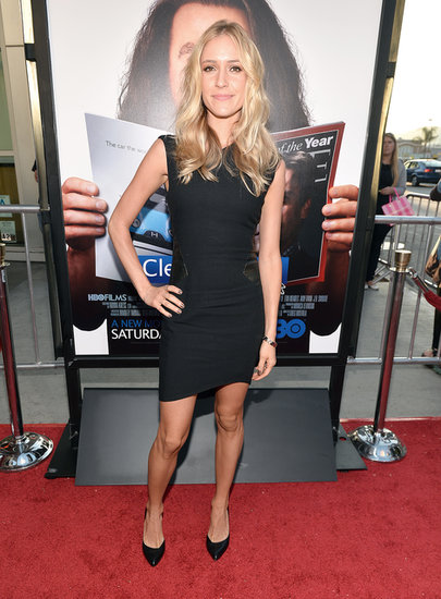 Kristin Cavallari dropped by the event.